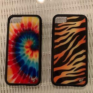 iphone 7/8 wildflower cases!